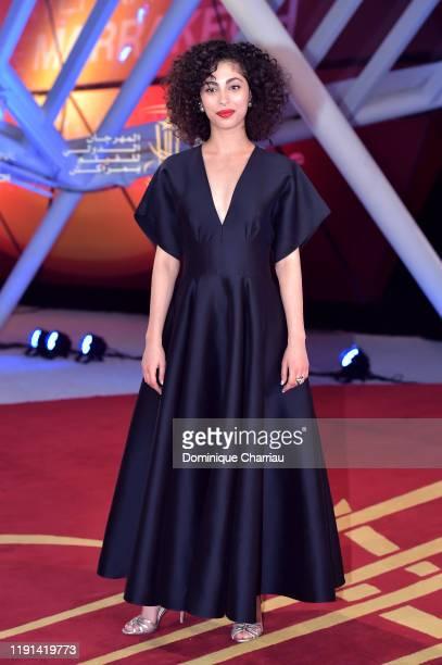 Mina El Hammani attends the 18th Marrakech International Film Festival Day One on November 29 2019 in Marrakech Morocco
