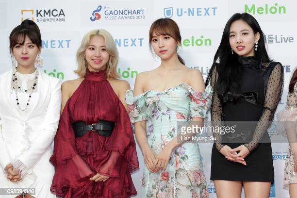 60 Top 2nd Gaon Chart K Pop Awards Pictures, Photos and