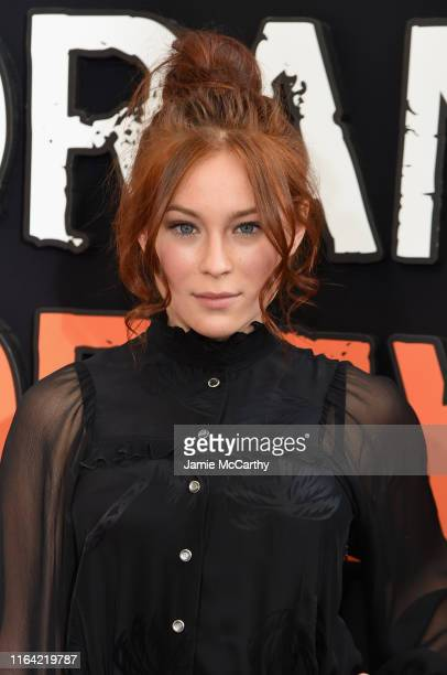 Mina Sundwall attends the Orange Is The New Black Final Season World Premiere at Alice Tully Hall Lincoln Center on July 25 2019 in New York City