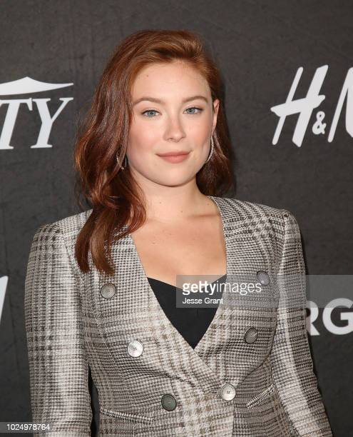 Mina Sundwall attends Variety's Power of Young Hollywood event at the Sunset Tower Hotel on August 28 2018 in West Hollywood California