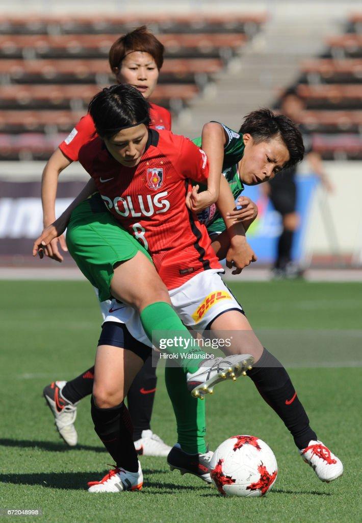 Urawa Red Diamonds Ladies v NTV Beleza - Nadeshiko League : ニュース写真