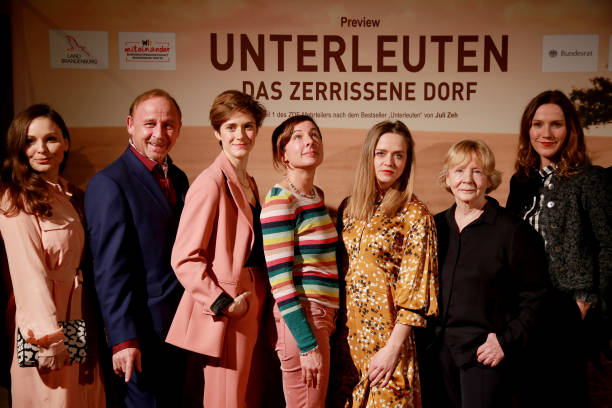 "DEU: ""Unterleuten - Das Zerissene Dorf"" Preview In Berlin"