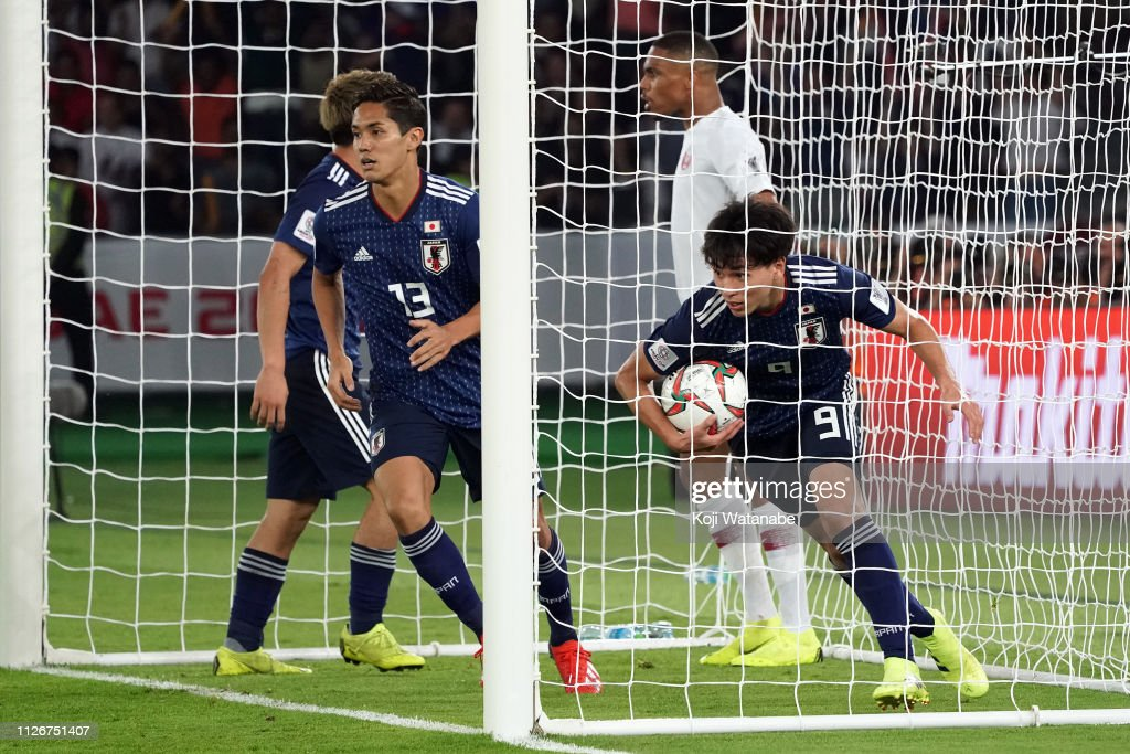 Japan v Qatar - AFC Asian Cup Final : Fotografia de notícias