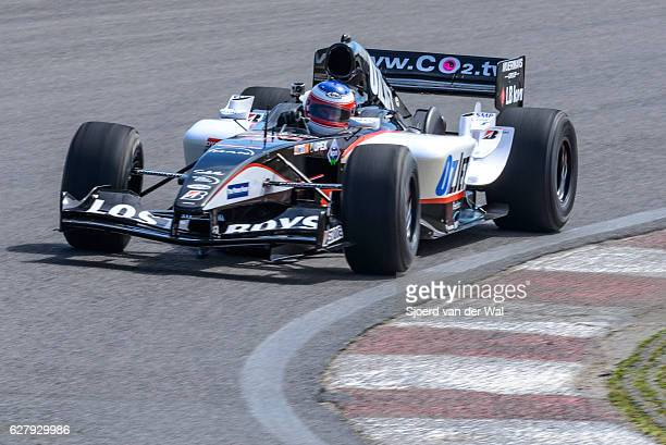 Minardi Formula 1 race car