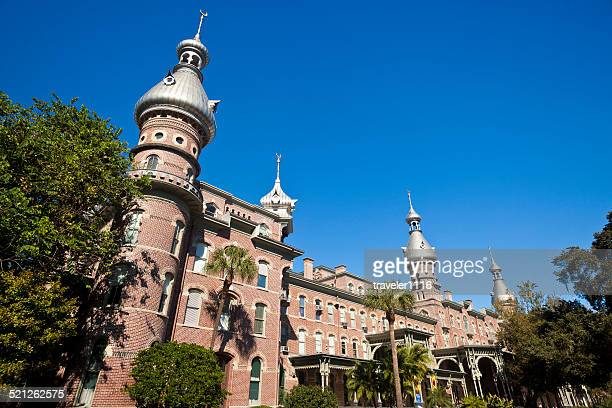 Minarets From Tampa University In Florida