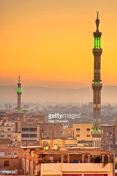 Minaret's of Luxor