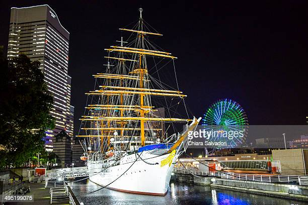 Minato Mirai, Yokohama, Japan.