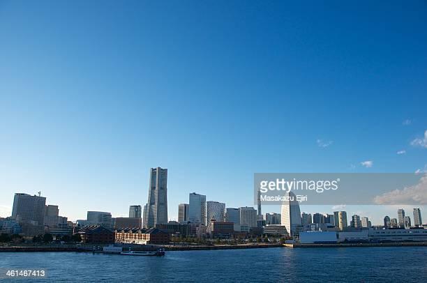 minatomirai - yokohama stock pictures, royalty-free photos & images