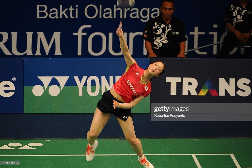 2015 BCA Indonesia Open : News Photo