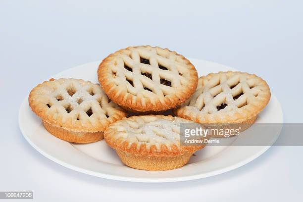 mince pie - andrew dernie stock pictures, royalty-free photos & images