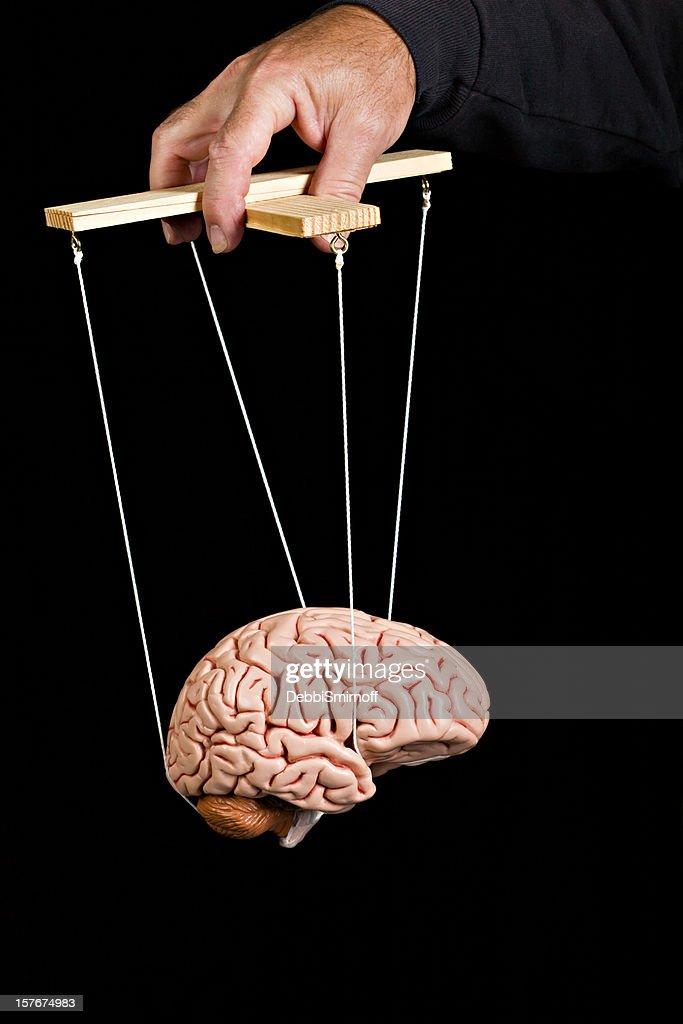 Mind Control. : Bildbanksbilder