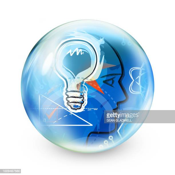Mind power sphere