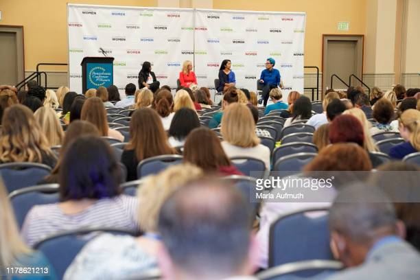 Minda Hart, founder, Women of Color Equity Initiative and author, The Memo, Jennifer Brown, author, How to Be an Inclusive Leader, Shreya Kangovi,...