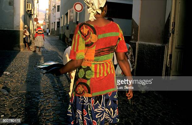 mindelo, san vicente island - cape verde stock pictures, royalty-free photos & images