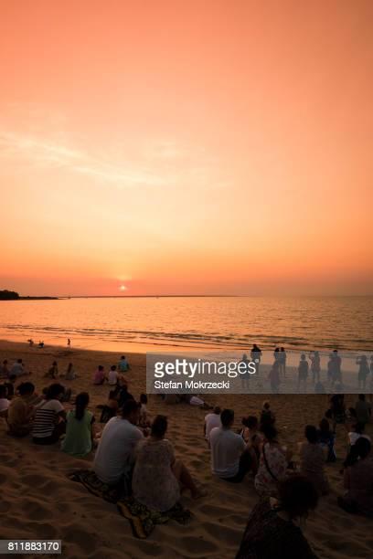 Mindil Beach, Darwin, Northern Territory, Australia