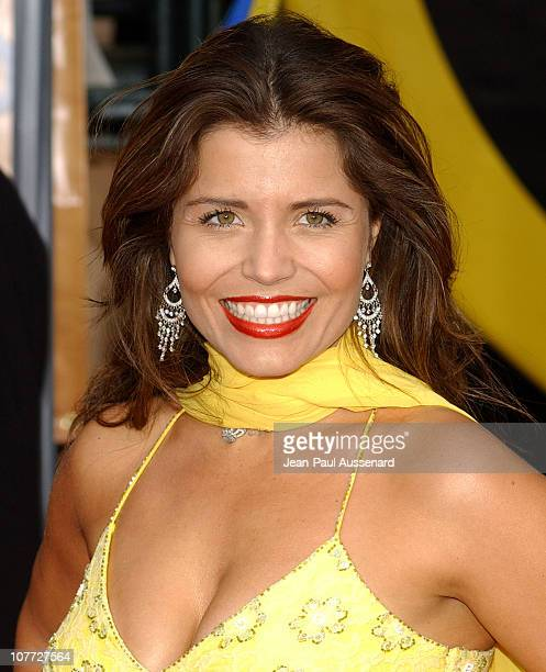 Mindy Burbano during 10th Annual Screen Actors Guild Awards Arrivals at Shrine Auditorium in Los Angeles California United States