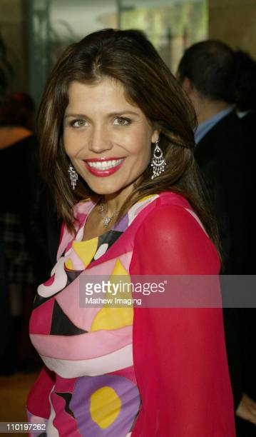 Mindy Burbano during The ICG 41st Annual Publicists Awards Luncheon at The Beverly Hiton Hotel in Beverly Hills, California, United States.