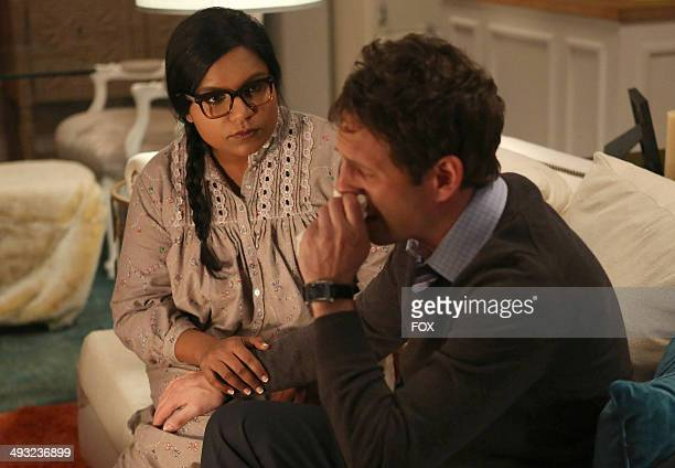 Mindy Kaling And Glenn Howerton In Part One Of The Onehour French Me You Idiot