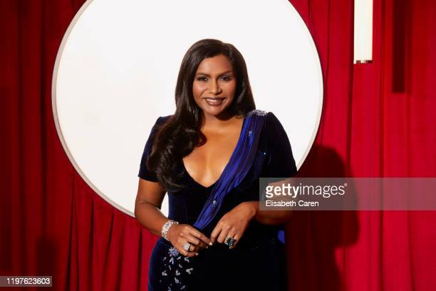 Mindy Kaling attends the 22nd Costume Designers Guild Awards at The Beverly Hilton Hotel on January 28 2020 in Beverly Hills California