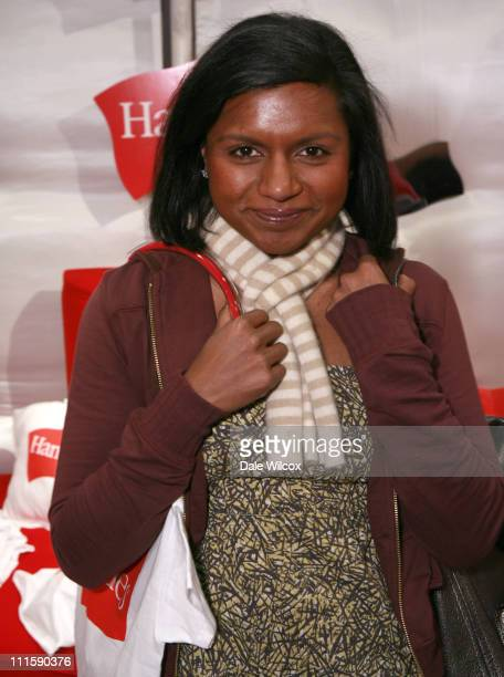 Mindy Kaling during Access Hollywood 'Stuff You Must' Lounge Presented by On 3 Productions Day 1 at Sofitel LA in Los Angeles California United States