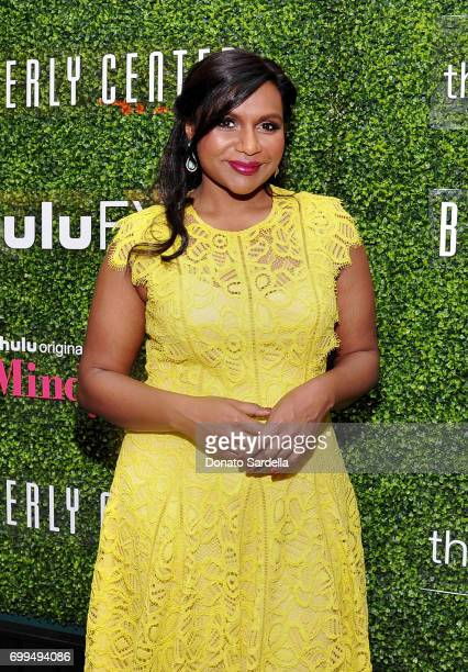 Mindy Kaling entertains Beverly Center shoppers with a special discussion on the fashion and design behind the hit Hulu original comedy series The...