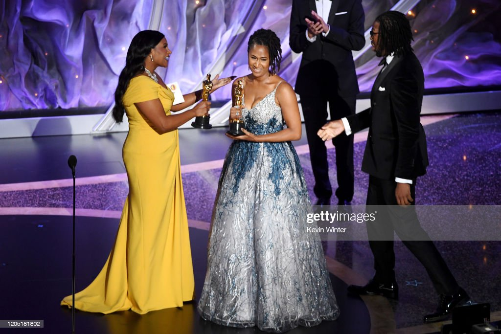 Mindy Kaling Presents The Animated Short Film Award For Hair Love News Photo Getty Images