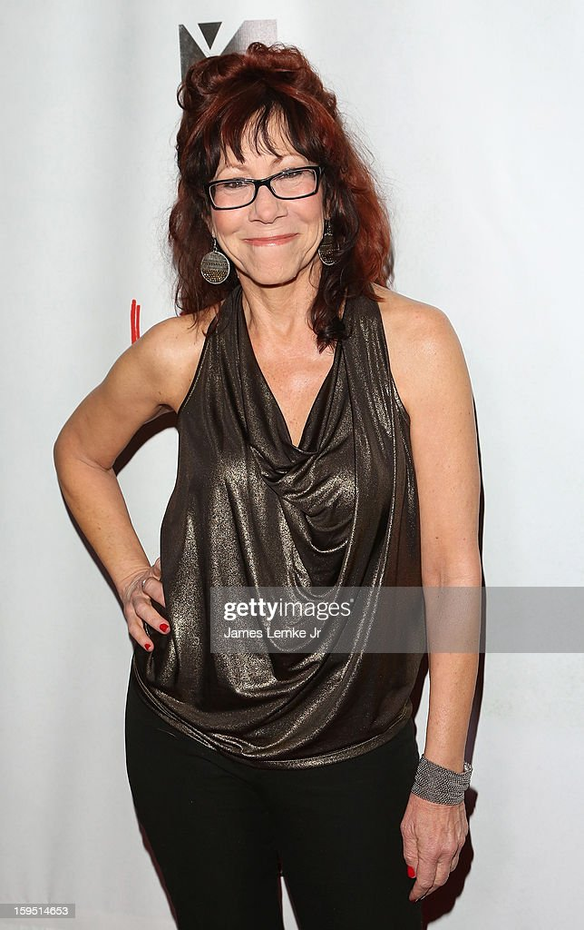 Mindy Sterling attends the FX's New Comedy Series 'Legit' Premiere Screening held at the Fox Studio Lot on January 14, 2013 in Century City, California.