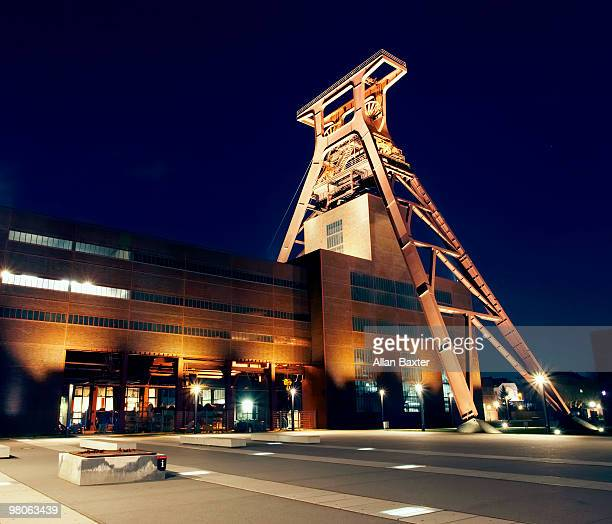 mine - north rhine westphalia stock pictures, royalty-free photos & images