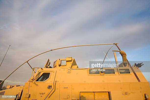 MRAP, Mine Resistant Ambush Protected vehicle