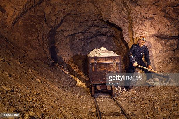 mine worker - coal mining stock photos and pictures