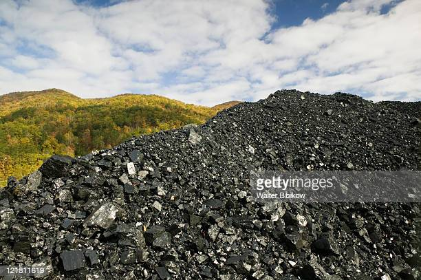 mined coal - coal stock pictures, royalty-free photos & images