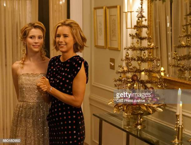 'Minefield' Secretary of State McCord reluctantly agrees to host a holiday party in the hopes of persuading senators in attendance to pass a treaty...