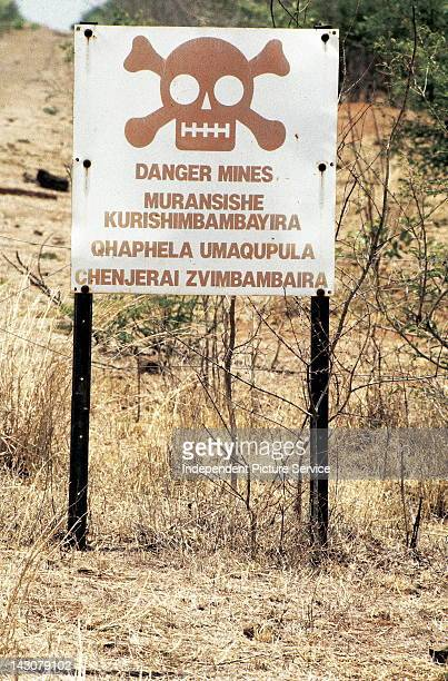 Minefields were laid by the Rhodesian army along the northern and eastern borders of Zimbabwe at the height of the war of liberation between 1976 and...