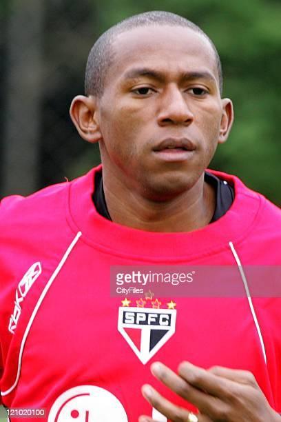 Mineiro of the new Brazilian champions FC Sao Paulo.