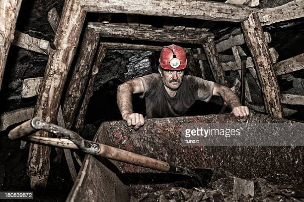 miner - coal mining stock photos and pictures