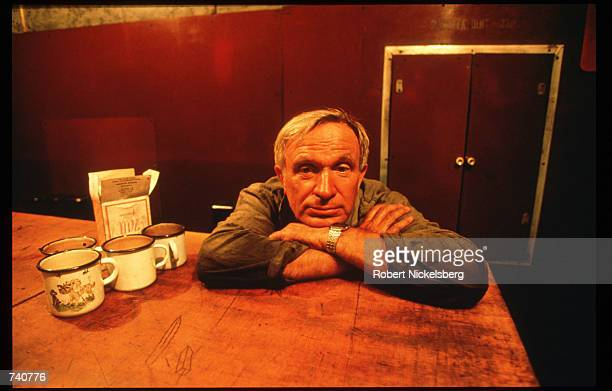A miner sits September 1994 in Ekibastuz Kazakhstan Kazakhstan contains vast mineral resources and has a large reserve of petroleum and natural gas...