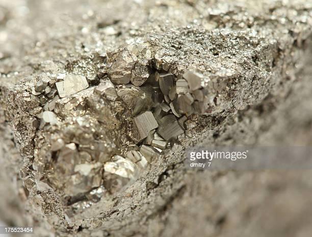 Estrutura de minerais