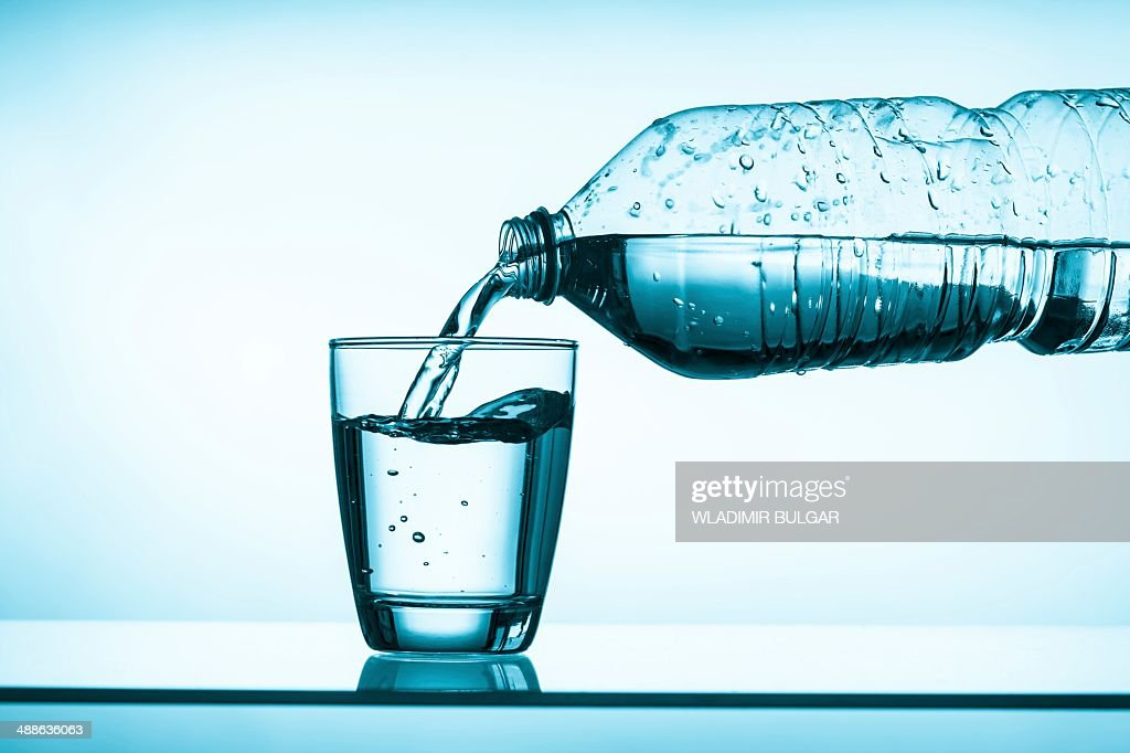 Mineral water : Stock Photo