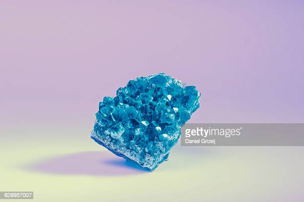 minerals and crystals - stone object stock pictures, royalty-free photos & images