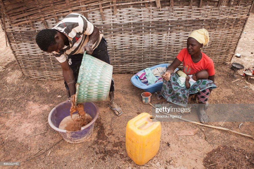 Gold mining production in Senegal  : News Photo