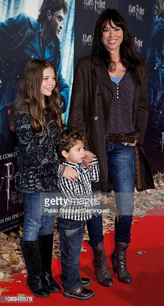 Harry Potter And The Deathly Hallows Part 1 Photocall In Madrid
