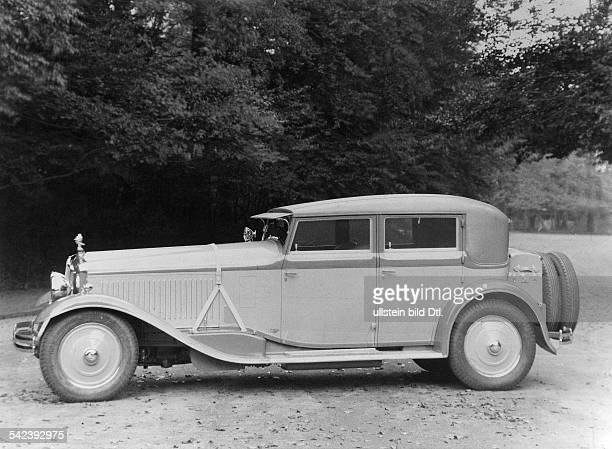 Minerva Sechs Zylinder Karosserie D'Ieteren Freres Brüsselfünf Sitze Innenlenkerveröffentlicht Dame 8/1930