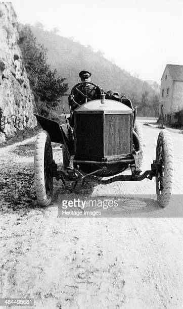 A Minerva taking part in the Circuit des Ardennes 1907 The driver is almost dwarfed by the size of the car The original Circuit des Ardennes only ran...