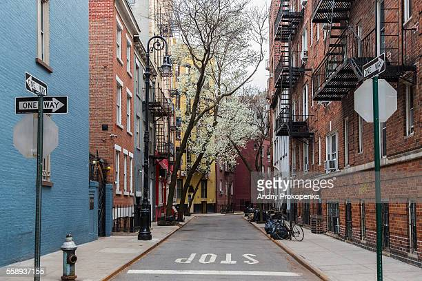 Minetta Street, Greenwich Village, New York