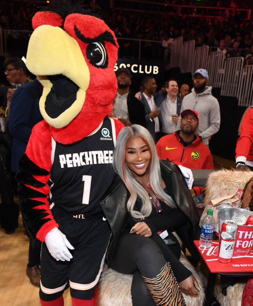 GA: Celebrities Attend Los Angeles Clippers  vs Atlanta Hawks