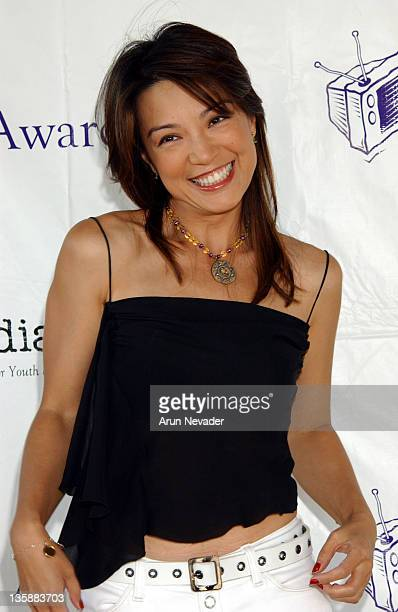 Ming Na during 2003 Shine Awards at The House of Blues in Los Angeles California United States