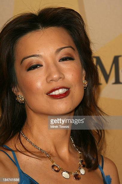 Ming Na during 2006 Women in Film Crystal Lucy Awards at Hyatt Regency Century Plaza Hotel in Century City CA United States