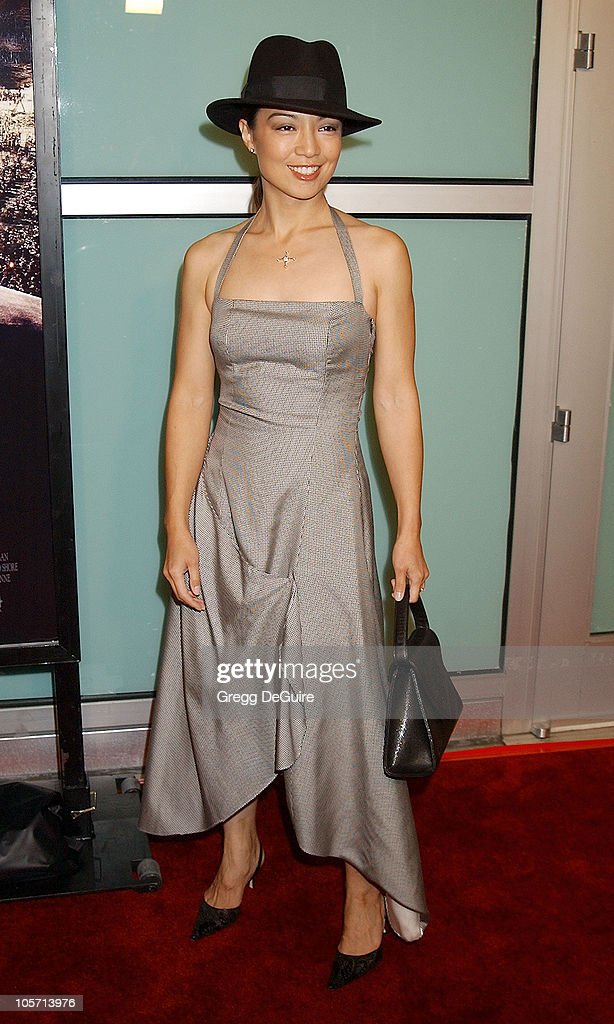 Ming Na during 'The Lord Of The Rings: The Two Towers' Los Angeles Premiere - Arrivals at Cinerama Dome Theatre in Hollywood, California, United States.