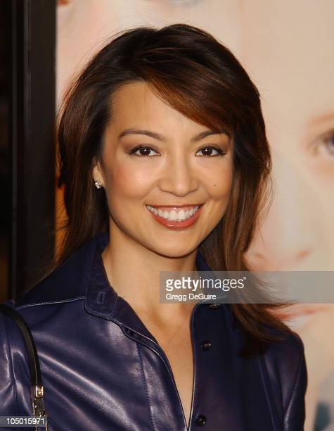Ming Na during White Oleander Premiere Los Angeles at Grauman's Chinese Theatre in Hollywood California United States