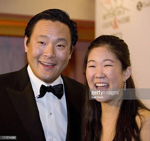 Ming Tsa and Grace Kelly